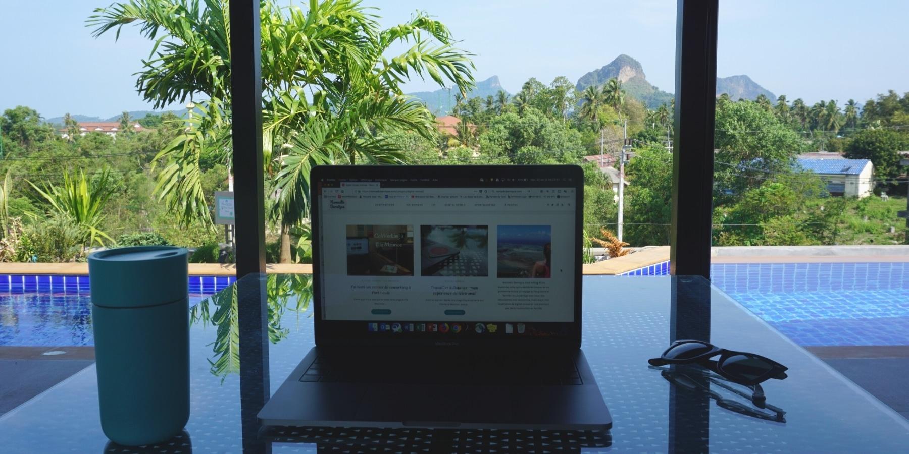 You are currently viewing Comment Travailler en Voyageant ? → Mon retour d'expérience